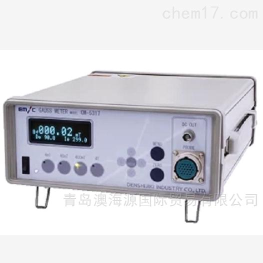 高斯计日本EMIC艾美克磁力仪GM-5122