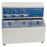 电热恒温水槽内胆、外壳均为不锈钢