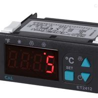 CAL ET2412-230-08CAL温控器CAL塑料加工温度控制器CAL恒温器