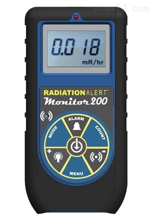 Monitor 200多功能核辐射检测仪