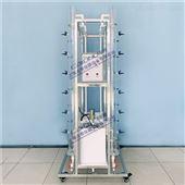DYJ025自由沉降实验装置4组,4柱沉降,给排水