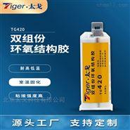高强度环氧结构胶 硬质纤维尼龙粘结