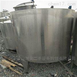 二手不锈钢单层封闭式储罐多种型号