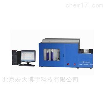 SJDL-2020卧式微机全自动测硫仪全硫量检测仪