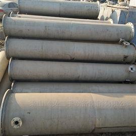 二手50平方不锈钢冷凝器现货供应