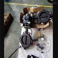 原装美国Posi-flate 7000型气动定位器