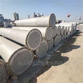 耐腐蚀不易磨损二手列管式冷凝器大量出售
