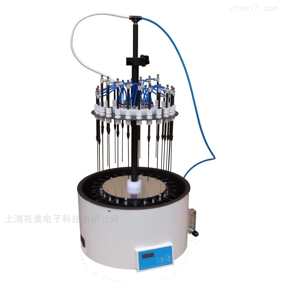 防腐水浴氮吹仪