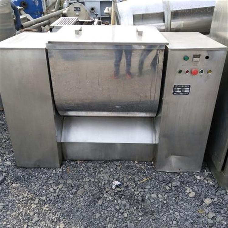 回收二手槽型混合机 和面机
