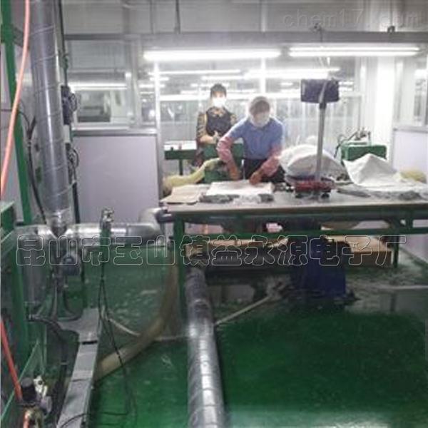 上海充绒机厂家;羽绒充棉机生产线