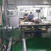 JP上海充绒机厂家;羽绒充棉机生产线