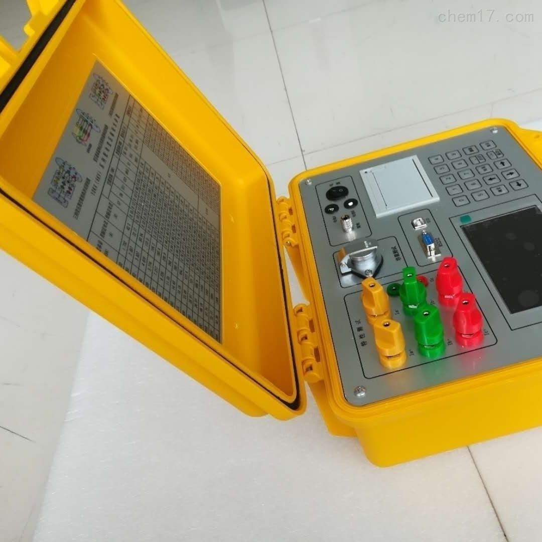 承试二级设备变压器容量特性测试仪