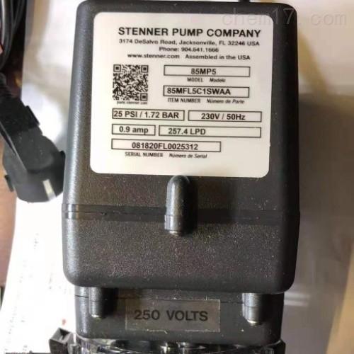 美国STENNER计量泵