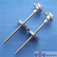 上海活动法兰式K型热电偶WRN-330/WRN-320