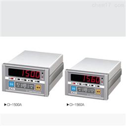 韩国CAS凯士CI-1560A CI-1500A称重仪表