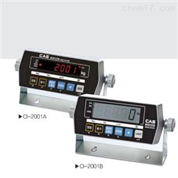 韩国CAS凯士CI-2001A台秤地磅称重仪表
