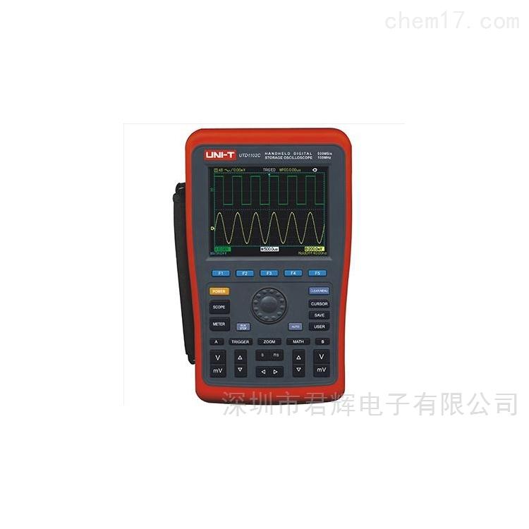 UTD1062C手持式数字存储示波器