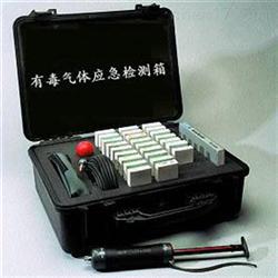 LB-34G型手提式突发性事故有毒有害气体快速检测箱