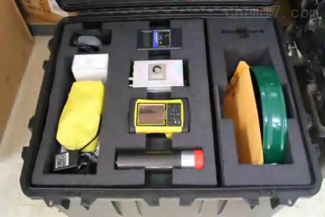 GammaPAL移动式辐射安全检测实验室