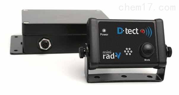 Mini Rad-V车载式核辐射探测器