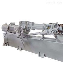 小型三螺杆挤出机废旧塑料造粒机节能高效