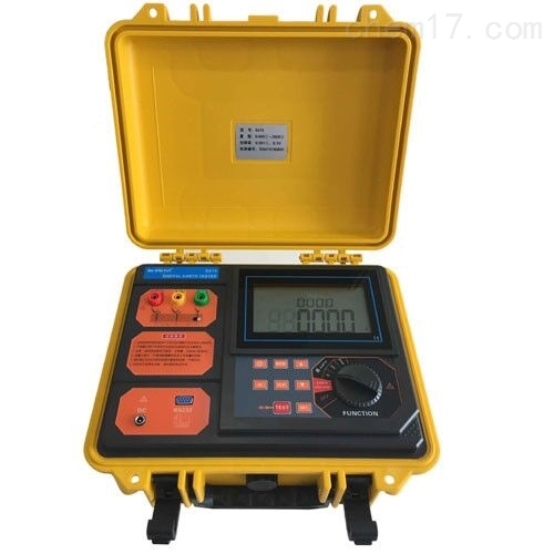 优质设备接地电阻检测仪功率大