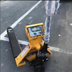DCS-KL-EX本安型防爆叉车秤