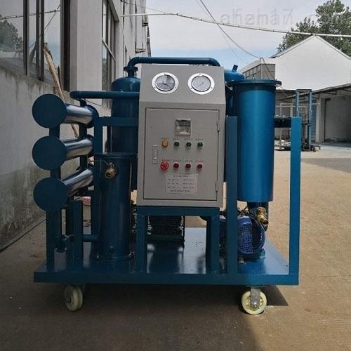 多功能真空滤油机保质保量