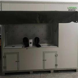 核酸采集工作站 豪华咽拭子采样防护舱
