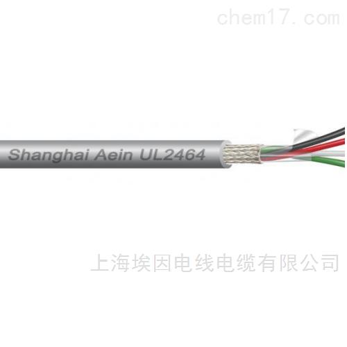 美标UL2464电子设备多芯屏蔽电缆