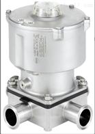 T型阀2064 3234 3235型卫生级Burkert T型隔膜阀内衬隔膜FDA认证