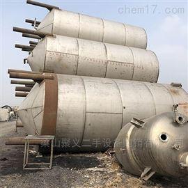 回收二手不锈钢10吨储罐