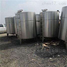 二手饮料不锈钢储罐现货供应