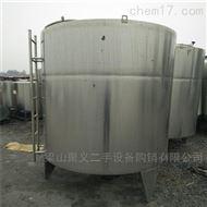 二手不锈钢10吨储罐厂家直销
