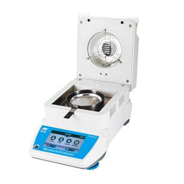 南京纺织卤素快速水分测定仪
