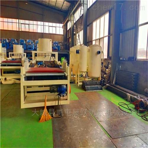 渗透硅质聚苯板生产线 欢迎来实地考察
