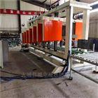 水泥基匀质保温板生产线 匀质板切割设备