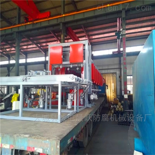 A级模箱压制匀质板设备厂家