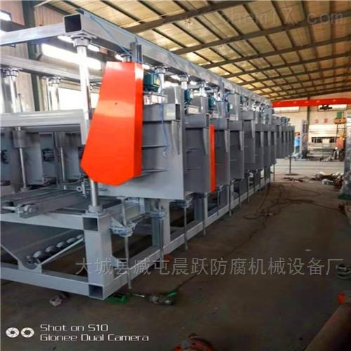 A级匀质板保温设备生产线厂家