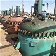 材质钛17立方二手反应釜供应