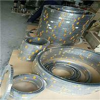 山东省厂家生产不锈钢石墨缠绕垫片定制