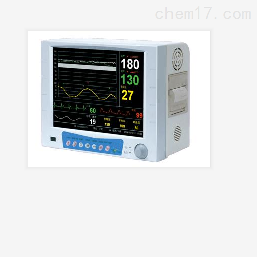 北京麦邦母亲胎儿监护仪M1720