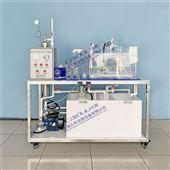 DYJ051平流式溶气加压气浮教学实验装置水处理污染