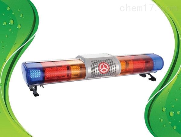 红黄蓝LED爆闪车顶红蓝警灯交通执法车警灯