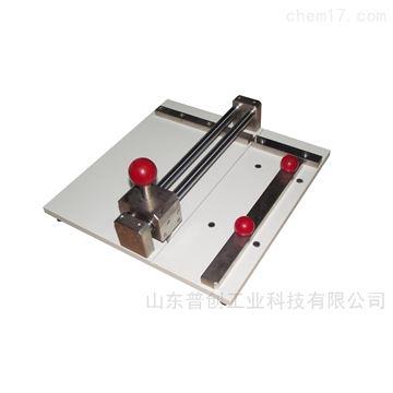 QS-100边压|纸张|圆形|纸箱|纸板气动定量取样器