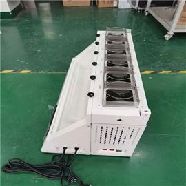 QYZL-6B山西水质检测用智能体化蒸馏仪