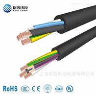 PNCTF 450/750V耐腐蚀橡套圆形软电缆