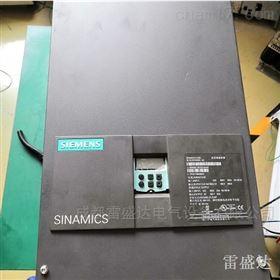 西门子6RA8081西门子直流调速器启动报F60004/F60005维修