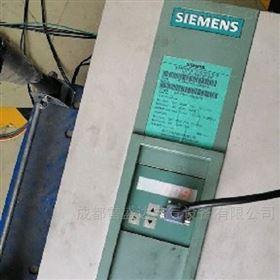 西门子直流调速器启动显示F030维修