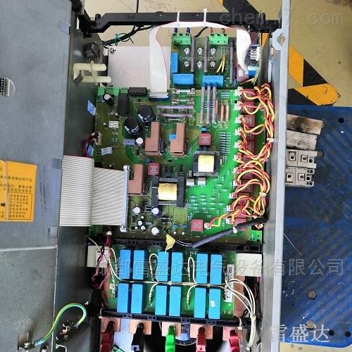 6ra24西门子直流调速器面板不亮无显示维修
